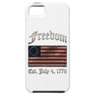 Freedom iPhone 5 Cover