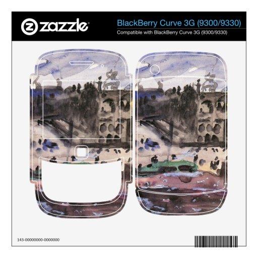 Freedom Castle by Lovis Corinth BlackBerry Curve 3G Skins