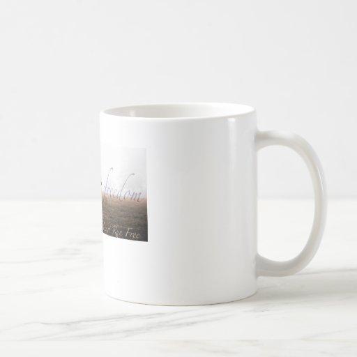 Freedom Classic White Coffee Mug