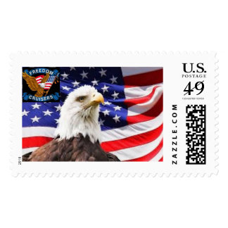 Freedom Cruisers United States Postage Stamps