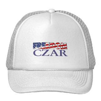 Freedom Czar Hats