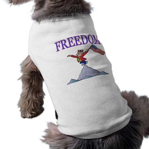 Freedom Doggie Shirt