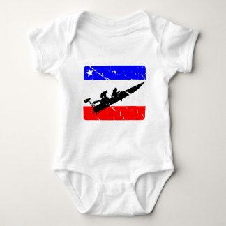 Freedom Drag-Boat apparel Baby Bodysuit