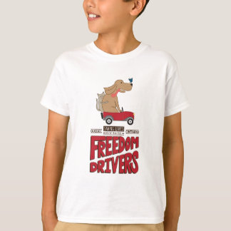 freedom drivers-33_HD small complete.jpg T-Shirt
