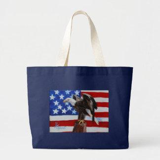 Freedom Eagle aceo Bag