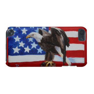 Freedom Eagle aceo IPod Touch Case