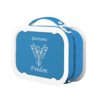 FREEDOM EAGLE custom lunch box