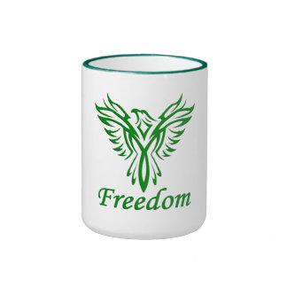 Freedom Eagle mug - choose style & color