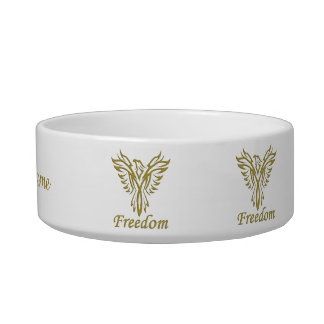 FREEDOM EAGLE pet bowls