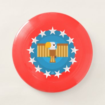 USA Themed Freedom Eagle (Red) -Frisbee Wham-O Frisbee