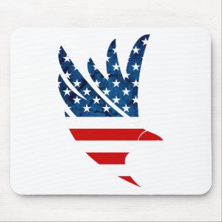 Freedom Eagle USA Mouse Pad