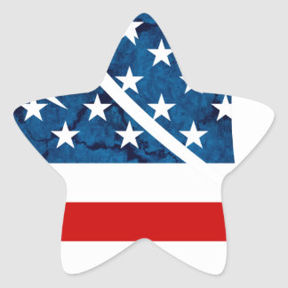 Freedom Eagle USA Star Sticker