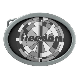 freedom embraced Belt Buckle