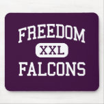 Freedom - Falcons - High - Oakley California Mouse Pad