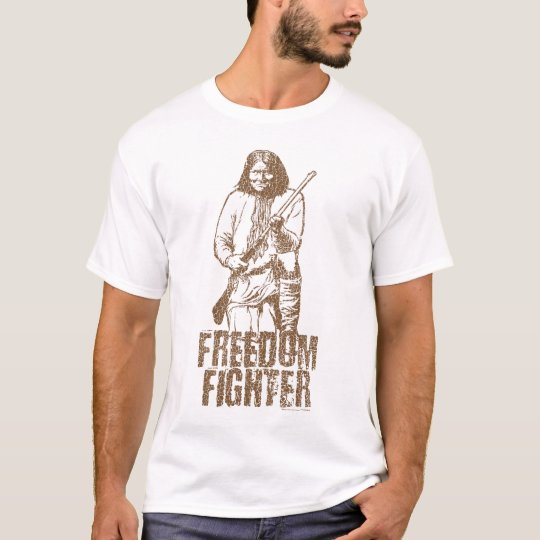 Freedom Fighter Geronimo T-shirt