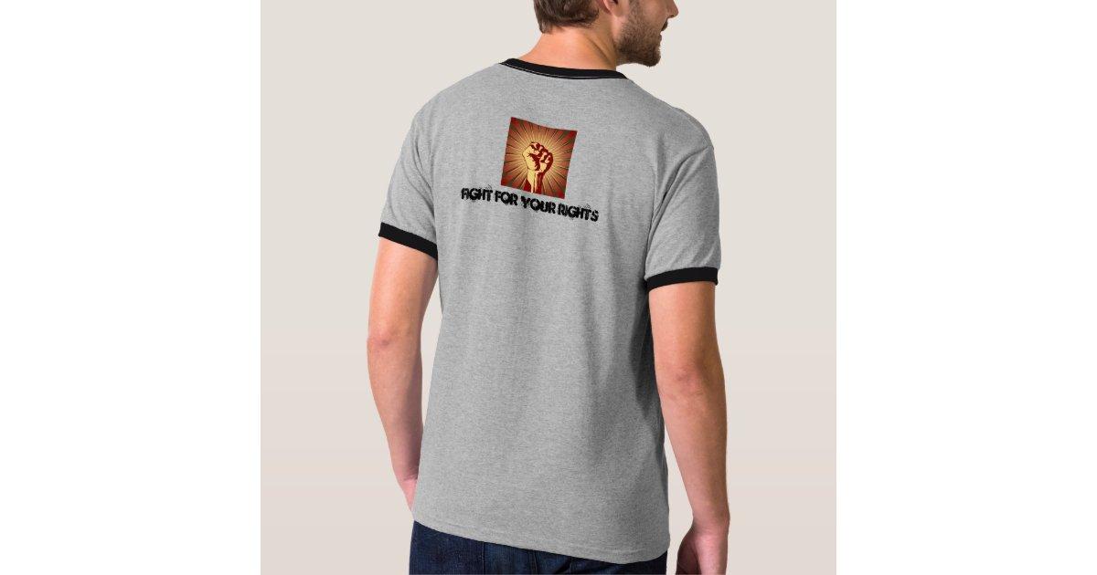 Freedom fighter/Terrorist T-Shirt | Zazzle
