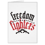 Freedom Fighters AK47 Card