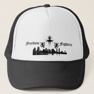 FREEDOM FIGHTERS CLOTHING SD TRUCKER HAT