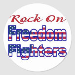 FREEDOM FIGHTERS STICKER
