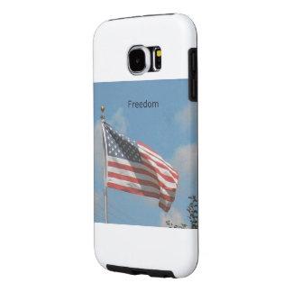 Freedom Flag Samsung Galaxy S6 Cases
