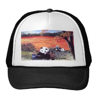 Freedom for Everyone- Liberté pour tout le Mond... Trucker Hat