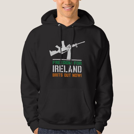 Freedom for Ireland! Hoodie