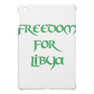 Freedom for Libya Case For The iPad Mini
