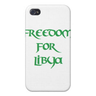 Freedom for Libya iPhone 4/4S Cover