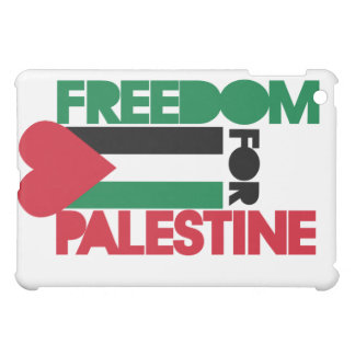 Freedom for Palestine Cover For The iPad Mini