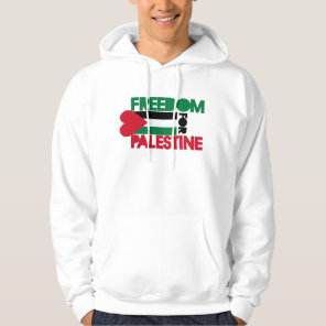 Freedom for Palestine Hoodie