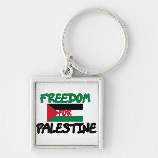 Freedom for Palestine Keychain