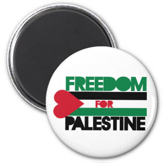 Freedom for Palestine Magnet