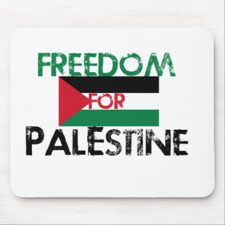 Freedom for Palestine Mouse Pad