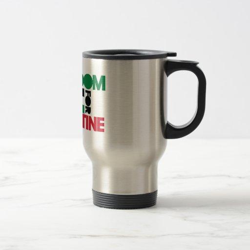 Freedom for Palestine Mugs