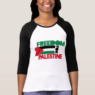 Freedom for Palestine T Shirt