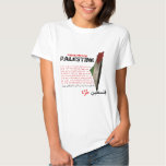 Freedom for Palestine Tee Shirt
