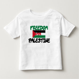 Freedom for Palestine Toddler T-shirt