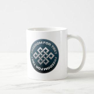 Freedom For Tibet Stitch Coffee Mug