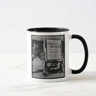 Freedom for Women Mug