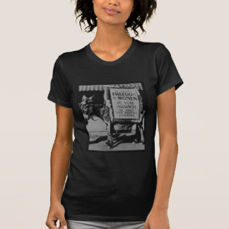 Freedom for women! t shirts