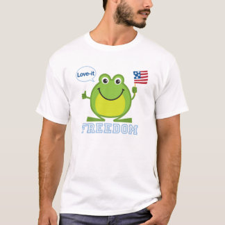 Freedom Frog T-Shirt