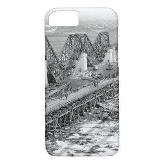 Freedom Gate Bridge spanning_War Image iPhone 8/7 Case