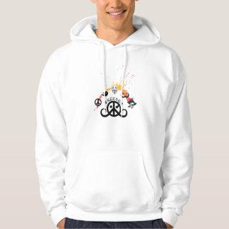 Freedom hoodie (pockets; origin/mini splash)