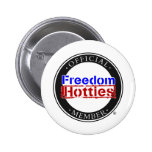 Freedom Hotties - Official Member Pins