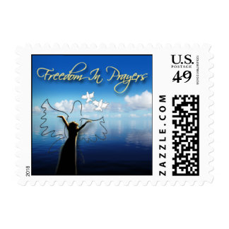 Freedom In Prayer Postage