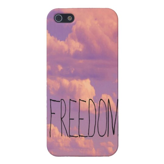 Freedom iPhone 5 Case