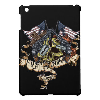 Freedom is earned Ipad Mini Case