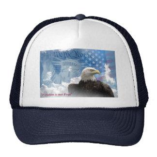 """""""Freedom is Not Free"""" Trucker Hat"""