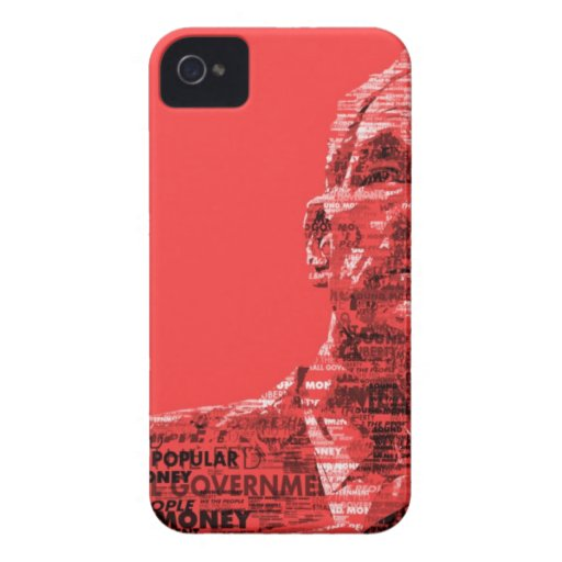 freedom_is_popular Case-Mate iPhone 4 protectores