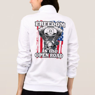 Freedom Is The Open Road Jacket